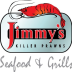 Jimmy's Killer Prawns Logo