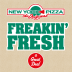 New York Pizza Logo