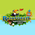Rainforest Adventure Golf Logo